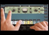 MP MIDI Controller - Testing touchscreen multi-touch