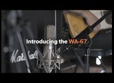 """Introducing The New WA-67 Microphone From Warm Audio! Featuring """"Up On You"""" by Caleb Lovely"""
