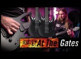 NEW AT THE GATES SIGNATURE GUITARS