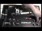 Vintage WATKINS COPICAT Tape Echo Demo (GIBSON SG)