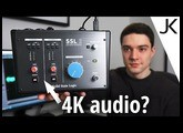 Solid State Logic SSL 2 Audio Interface Review (Legacy 4K Mode explained)