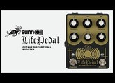 Sunn O))) Life Pedal Octave Distortion + Booster Demo | EarthQuaker Devices