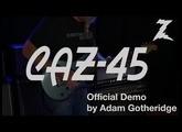 Dr. Z CAZ-45 Demo by Adam Gotheridge and Dennis Frankowski