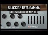 Blackice Beta Gamma Bass Amplifier Plugin