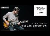 Deluxe Brighton Demo with Zach Comtois | D'Angelico Guitars