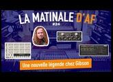 La Matinale d'AF #24 : Dave Mustaine chez Gibson et du Distressor chez Softube !