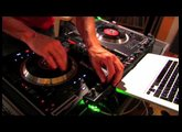 DJ CERLA ON THE NUMARK NS7: TRANSFORM & OTHER TRICKS