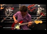 FENDER PAWN SHOP MUSTANG SPECIAL video demo [Musikmesse 2011]