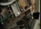 Technics SL1200 reverse at last!   timetec off youtube