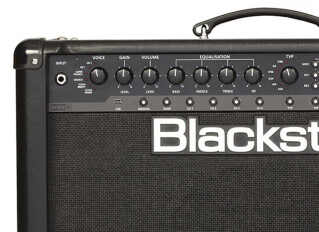 Solid-State Combo Guitar Amps