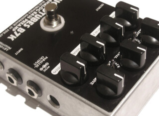 Bass preamp pedals