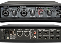 Interfaces audionumériques FireWire