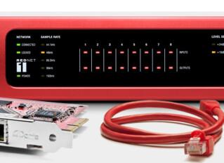 Ethernet audio interfaces