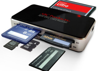 Other External Storage Devices