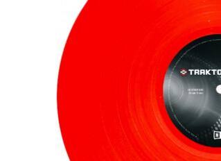Timecode vinyls