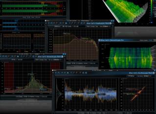 Audio calibration software