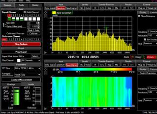 Autres logiciels de mesure et calibrage