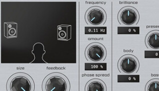Stereo treatment software