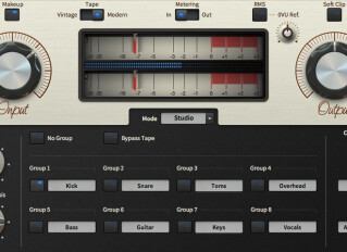 Tape/Vinyl simulators