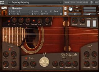 Virtual mandolins
