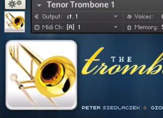 Virtual trombones