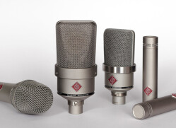 Electrostatic microphones