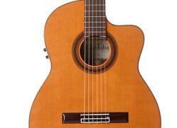 Guitares classiques / nylon électro-acoustiques
