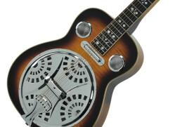 Guitares à résonateur électro-acoustiques