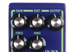 Ring modulator pedals