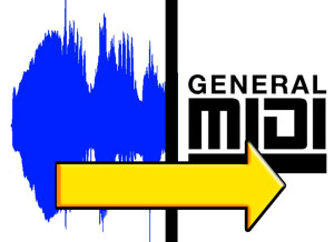 Convertisseurs Audio/MIDI