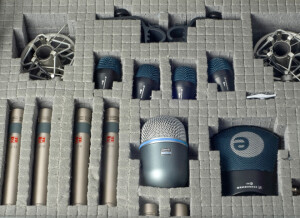 Kits microphones