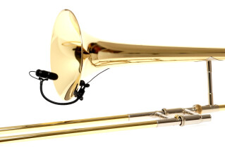 Microphones for Wind Instruments