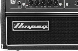 Bass Guitar Amp Heads