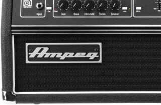 Bass Guitar Amp Heads