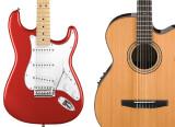 Régler une guitare électrique