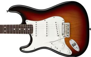 Guitares électriques pour gauchers