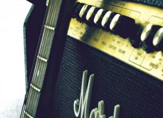 Amplification guitare