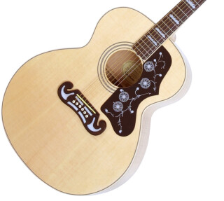 Jumbo Steel String Guitars