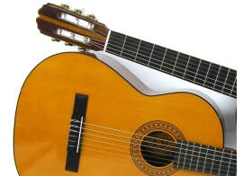 Sonoriser sa guitare classique acoustique pour 25€