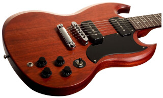 SG-Shaped Guitars