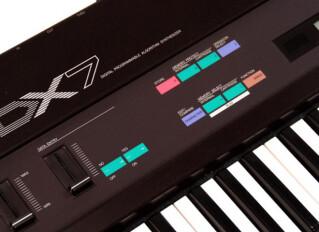 Claviers synthétiseurs numériques