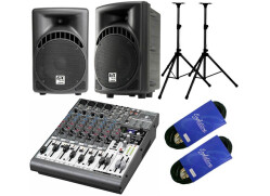 Live Sound Packages