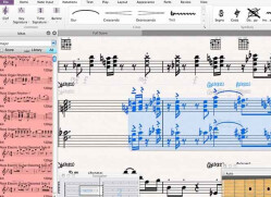 Score writing software