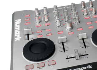 MIDI Control Surfaces for DJs