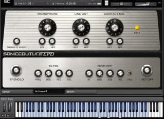 Virtual Electric Pianos
