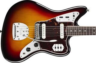 Electric solidbody guitars with JZ/JG body