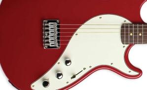 Guitares Electriques Solid Body à modélisation
