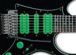 Guitares Electriques Solid Body 7/8 cordes et bariton