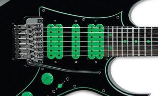 Electric solidbody baritone or 7/8 string guitars