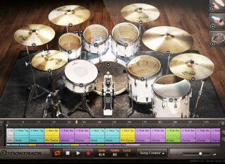 Virtual Drums/Percussion